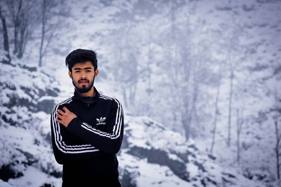 Nature speaks to us, it tells us stories. All I do is I try to capture them, Says Hashim Tariq Bhat